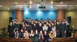 2018년 청년부 단체사진